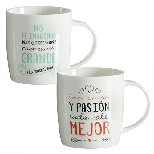 Tazas de café para parejas
