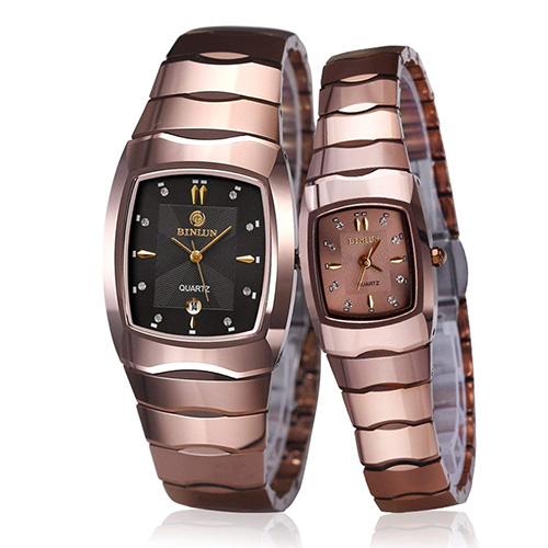 Conjunto relojes de boda