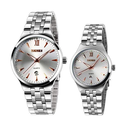 Reloj de pulsera para hombre y mujer