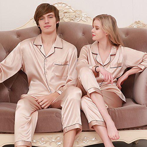Pijamas de enamorados