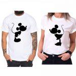 Camisetas para novios enamorados